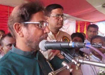 সংস্কৃতি বিষয়ক মন্ত্রী আসাদুজ্জামান নুর এমপি